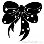 Bow Tattoo Designs