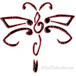 Dragonfly Tattoo Designs