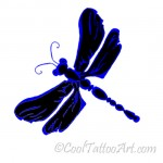 Dragonfly Tattoo Pictures