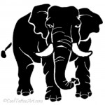 Elephant Tattoo Meaning