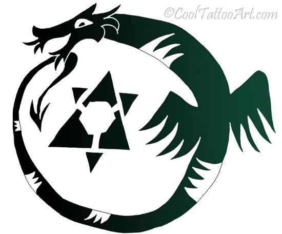 Free Ouroboros Tattoos Art Designs Cooltattooarts