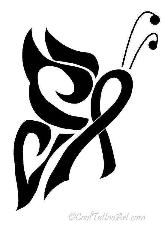 Cancer Ribbon Tattoos Art Designs Cooltattooarts